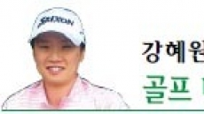 <강혜원의 골프 디스커버리>리 웨스트우드가 남긴것…