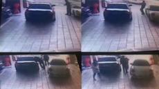 한예슬 측, 뺑소니 혐의 CCTV 공개