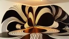 공간을 직접 체험해보는 금호미술관의 '움직이는 미술관2'