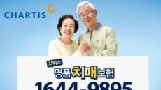 차티스, 업계 최초 치매간병비 5000만원 보장