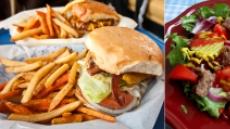 샐러드는 햄버거보다 건강에 좋다…과연?