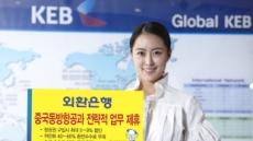 외환銀, 중국둥팡항공과 전략적 업무제휴