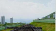 인천시, 국내 최초 철도덮개공원 조성