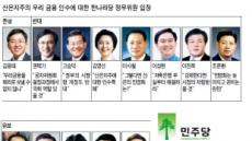 """""""産銀 대형화 실효 의문…민영화도 역행"""" 與野 반대 목청"""