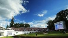 루크 도널드 우승한 BMW PGA 역대 최대 9만4000여 갤러리 입장