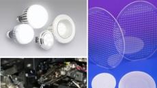 조명으로 다시 뜨는 LED…밸류체인의 상류를 공략하라