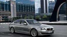 (베스트브랜드)BMW 뉴 5시리즈, 대한민국 수입차 시장을 점령하다