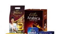 (베스트 브랜드)롯데칠성음료의 칸타타 커피믹스…브라질 최고급 원두의 풍미에 칼로리 걱정도 뚝!