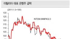 <Stock Today>이번엔 이탈리아?…변동성 높은 조정도 대비해야