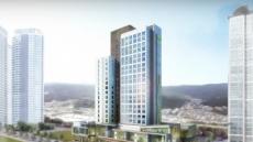 대우건설, 361실규모 소형오피스텔 '정자동 2차 푸르지오 시티' 분양