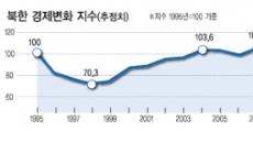 김정일, 북한경제 14% 까먹었다