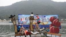 <1마을1축제>아빠랑 만든 쪽배타고 물의 나라로, 2011화천쪽배축제
