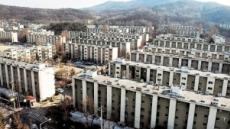 송파구 재건축, 5개월 만에 반등...과천 재건축은 5개월 연속 하락세 지속