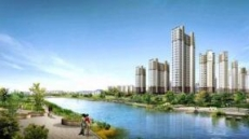 김포한강로 개통 수혜단지, 한강신도시 최초 할인분양 '현대성우오스타' 인기