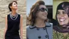 아랍 독재자 부인들 삶 보니