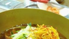 평양냉면? 전주비빔밥?…진주에선 진주냉면, 진주비빔밥