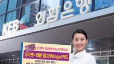 외환은행 'G마켓-외환 윙고카드' 출시