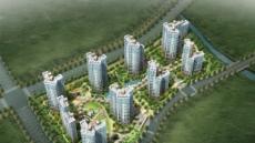 <눈길끄는 임대분양 2題> 모아건설, 한강신도시에 1060가구 공급