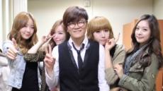 달샤벳, '불후의 명곡2' 촬영장 찾은 이유는?