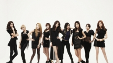 소녀시대, 새곡들 1위부터 12위 '싹쓸이'