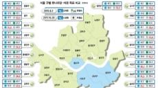 홍준표·정몽준도 바람앞의 등불?…與 서울 6~7곳만 안심