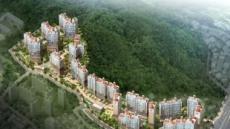 <화제의 분양단지> 단독주택 재건축 1호…웰빙 생활환경 자랑