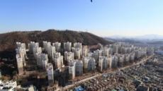 후분양 아파트 '백련산 힐스테이트' 분양