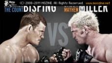 UFC 영국건달과 미국건달이 싸우면?