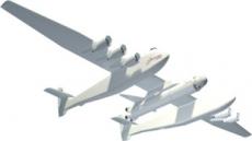 MS공동창업자 폴 앨런, 축구장보다 큰 우주여행 비행선 띄운다
