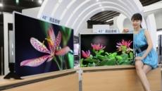 삼성전자 '프리미엄+현지화' 투트랙으로 中LCD 공략
