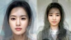 """'궁극의 한국 미녀' 탄생…""""세계 미녀 능가"""""""