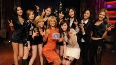 소녀시대 美서 통할 비밀병기는 '유창한 영어 '