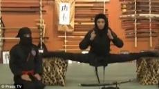 궁지에 몰린 이란 '여성 닌자' 대거 양성 중