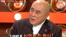 """조춘, """"김두한 조직 행동대원 출신"""" 깜짝 고백"""