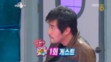 """최민수 """"무릎팍도사 강호동 자포자기""""…""""본적, 타우다 엘리다우스"""" 폭소"""