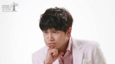 지성, 광고 촬영 현장 사진 공개..꿀피부 '과시'