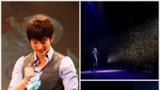 박시후, 日 3개 도시 공연 성황..팬들과 깜짝 생일파티