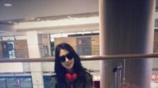 박신혜, 홍콩으로 출국 공항서 한 컷