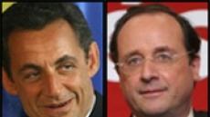 프랑스 대선 1차투표 결과, 올랑드 1위