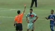 브라질 축구난동...한경기 12명 퇴장 초유사태