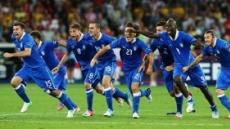 이탈리아, 승부차기로 잉글랜드에 4-2 승리...12년 만에 4강진출
