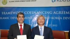 산업은행, 이슬람개발은행(IsDB)과 20억달러 협조융자계약 체결