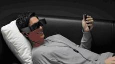 안경이 곧 3D 영화관, 엡손 시스루 시어터 출시