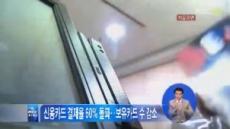 """신용카드 결제율 60%…이젠 카드 결제 시대 """"장롱카드는 정리"""""""