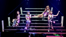 <포토뉴스> 2NE1 첫 美 단독콘서트