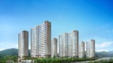 호반건설 '우정혁신도시 호반베르디움' 아파트 346가구 분양