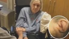 치매 할머니, 귀에서 구더기 57마리 발견