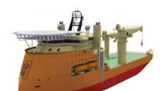 현대重, 다목적 해양특수선 1척 수주