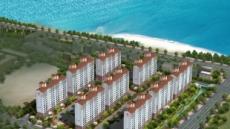 부영주택, 동해 해안지구에 임대아파트 484세대 공급
