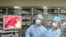 <메디컬 스팟> 대장암등 복강경수술로 명성…내시경센터 연계 원스톱 치료